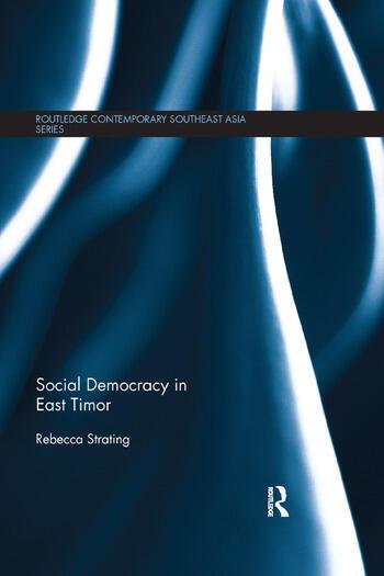 Social Democracy in East Timor book cover