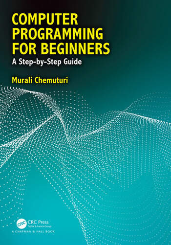 Computer Programming for Beginners A Step-By-Step Guide book cover