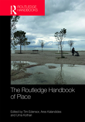 The Routledge Handbook of Place book cover