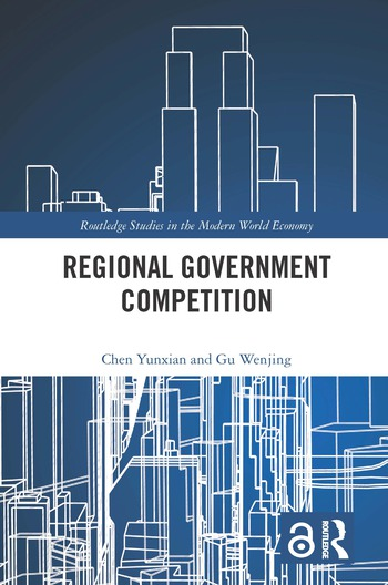Regional Government Competition book cover