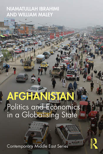 Afghanistan Politics and Economics in a Globalising State book cover