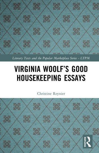 Virginia Woolf's Good Housekeeping Essays book cover