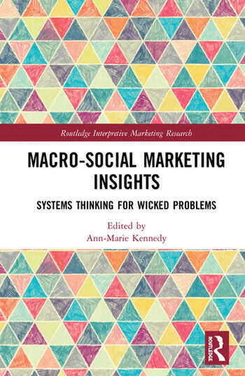 Macro-Social Marketing Insights Systems Thinking for Wicked Problems book cover
