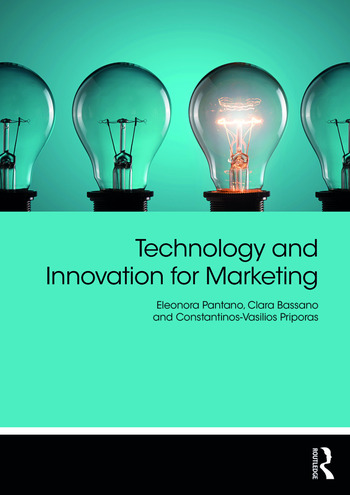 Technology and Innovation for Marketing book cover