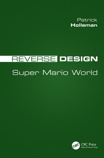 Reverse Design Super Mario World book cover