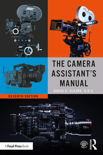 The Camera Assistant's Manual book cover