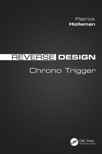 Reverse Design Chrono Trigger book cover