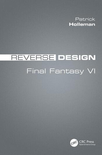 Reverse Design Final Fantasy VI book cover