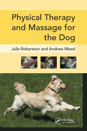 physical therapy and massage for the dog - crc press book
