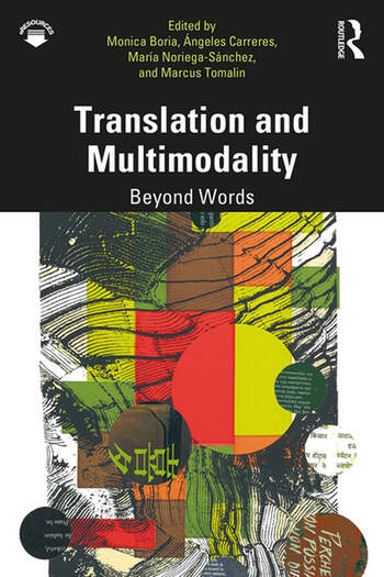 Translation and Multimodality Beyond Words book cover