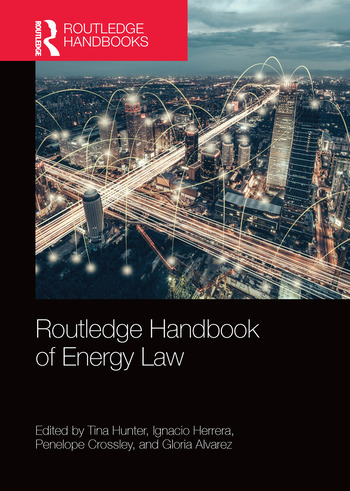 Routledge Handbook of Energy Law book cover