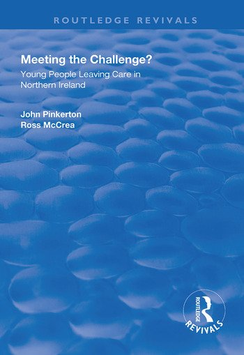 Meeting the Challenge? Young People Leaving Care in Northern Ireland book cover