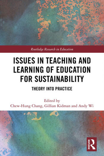 Issues in Teaching and Learning of Education for Sustainability Theory into Practice book cover