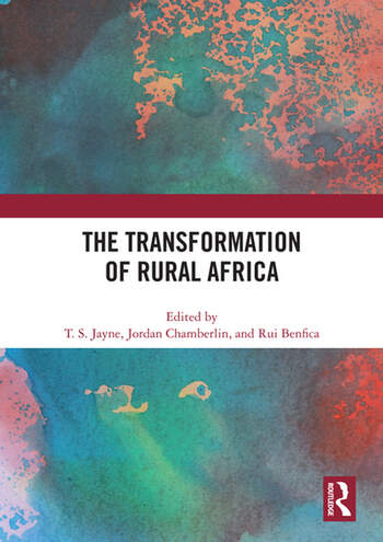 The Transformation of Rural Africa book cover