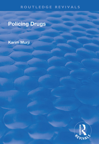 Policing Drugs book cover