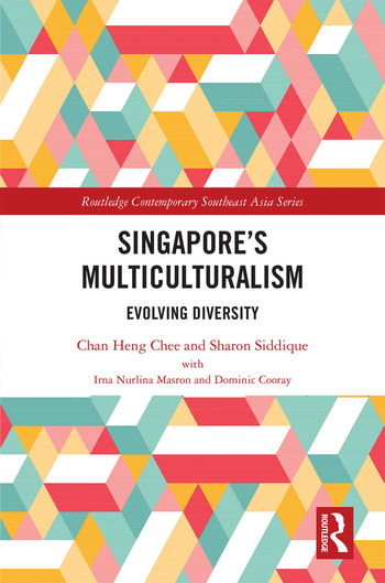 Singapore's Multiculturalism Evolving Diversity book cover
