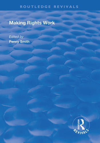 Making Rights Work book cover