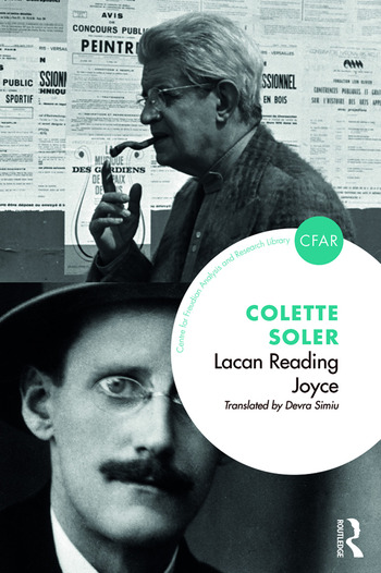 Lacan Reading Joyce book cover