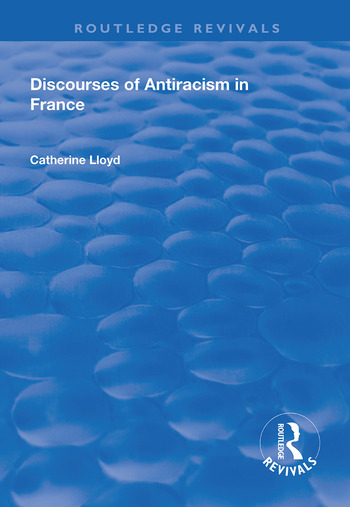 Discourses of Antiracism in France book cover