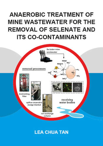 Anaerobic Treatment of Mine Wastewater for the Removal of Selenate and its Co-Contaminants book cover