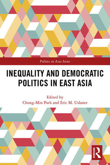 Inequality and Democratic Politics in East Asia book cover