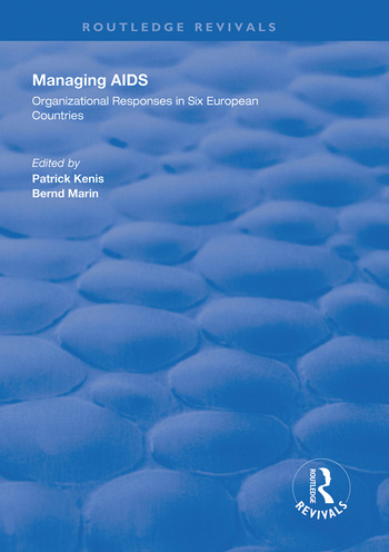 Managing AIDS Organizational Responses in Seven European Countries book cover