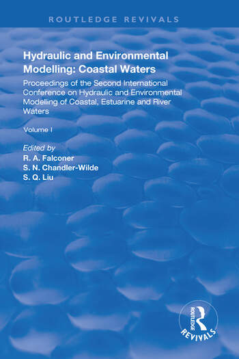 Hydraulic and Environmental Modelling Proceedings of the Second International Conference on Hydraulic and Environmental Modelling of Coastal, Estuarine and River Waters. Vol. I. book cover