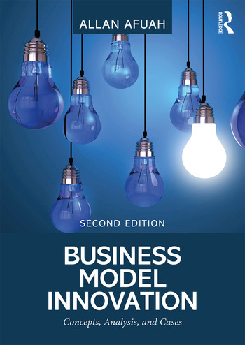 Business Model Innovation Concepts, Analysis, and Cases book cover
