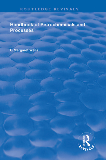 Handbook of Petrochemicals and Processes book cover