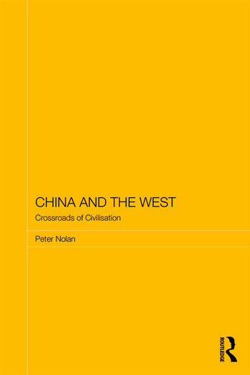 China and the West Crossroads of Civilisation book cover