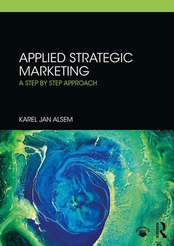 Applied Strategic Marketing A Step-by-Step Approach book cover
