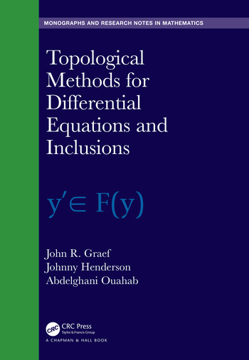 Topological Methods for Differential Equations and Inclusions book cover