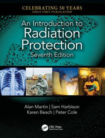 An Introduction to Radiation Protection book cover