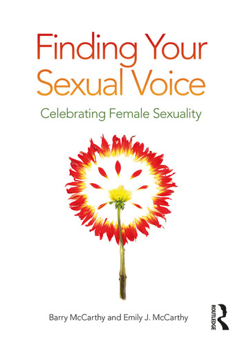 Finding Your Sexual Voice Celebrating Female Sexuality book cover