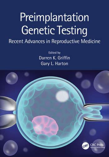 Preimplantation Genetic Testing Recent Advances in Reproductive Medicine book cover