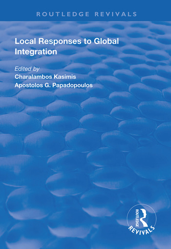 Local Responses to Global Integration book cover