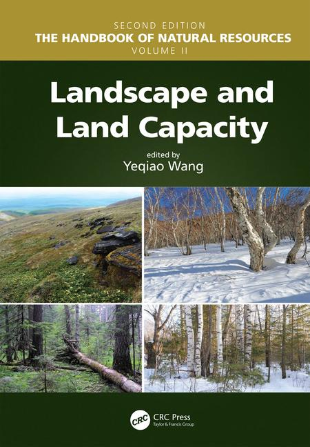 Landscape and Land Capacity book cover