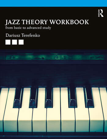 Jazz Theory Workbook From Basic to Advanced Study book cover