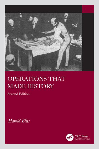Operations that made History 2e book cover