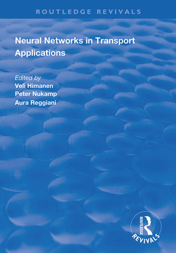 Neural Networks in Transport Applications book cover
