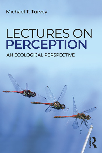 Lectures on Perception An Ecological Perspective book cover
