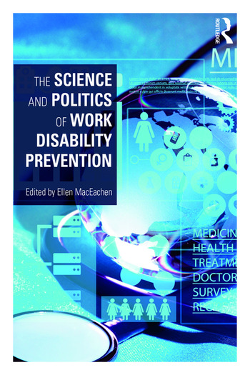 The Science and Politics of Work Disability Prevention book cover