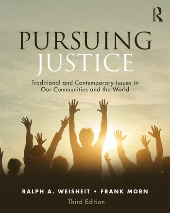 Pursuing Justice Traditional and Contemporary Issues in Our Communities and the World book cover