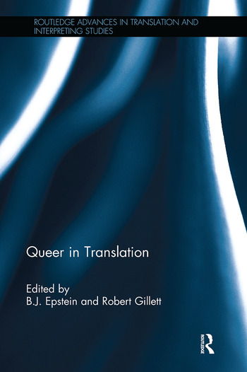 Queer in Translation book cover