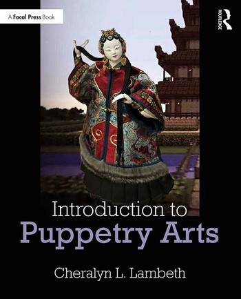 Introduction to Puppetry Arts book cover