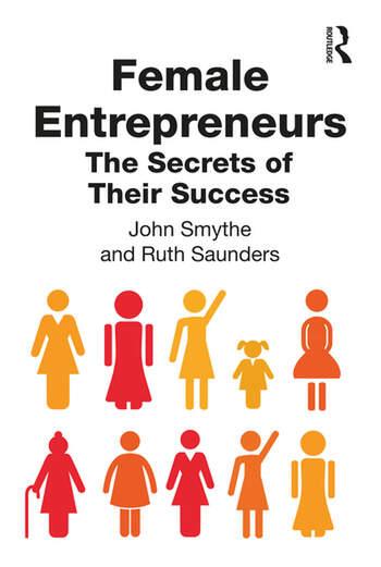 Female Entrepreneurs The Secrets of Their Success book cover