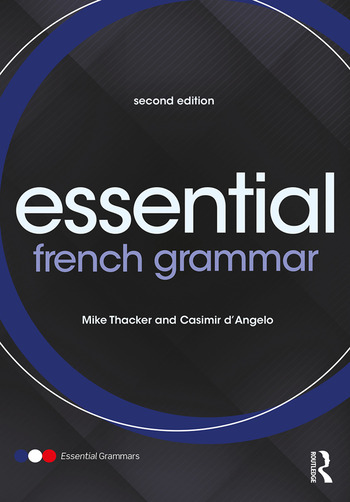 Essential French Grammar book cover