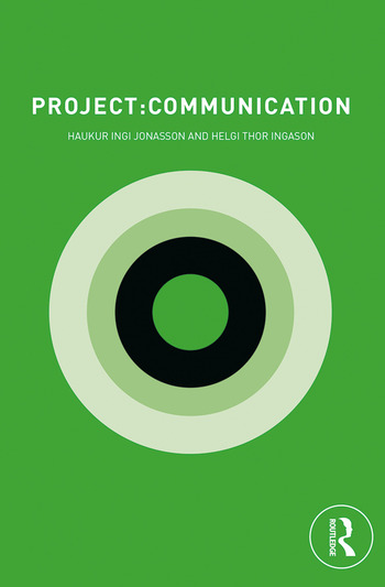 Project: Communication book cover