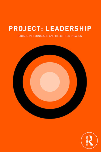 Project: Leadership book cover