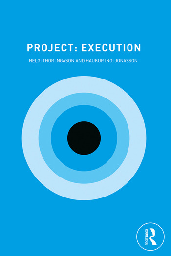 Project: Execution book cover